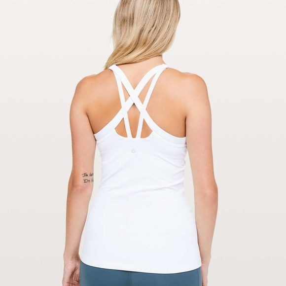 lululemon athletica Tops - Lululemon rally yuh our heart tank